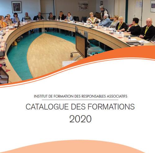 Le catalogue 2020 est paru